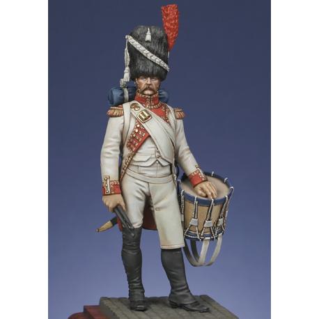 Tambour de grenadiers hollandais de la garde 18012