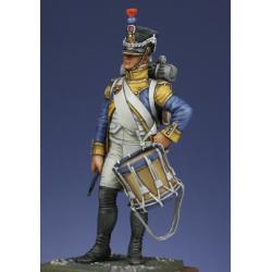 Tambour de fusilier 42ème rgt. 1807
