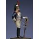 Officier de cuirassiers 10ème rgt. 1809