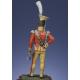 Officier des gardes d'honneur, royaume de Naples 1813