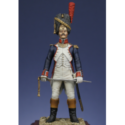 Officier de grenadiers 1806