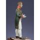 Officier de chasseurs de la Garde en tenue de bal 1806