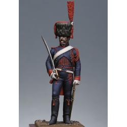 Canonnier à cheval de la Garde 1807