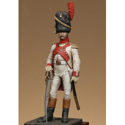 Officier de grenadiers hollandais de la garde 1812