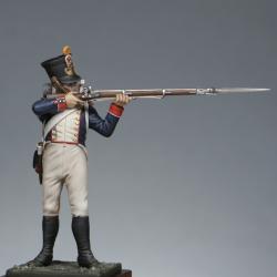 Fusilier d'infanterie de ligne 1812