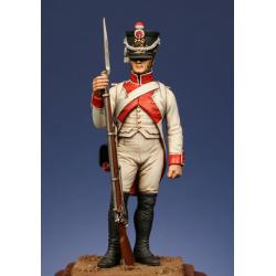 Fusilier 1807 (Habit blanc)