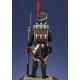 Grenadier en bonnet 1805