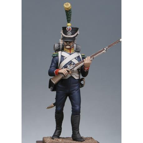 Voltigeur d'infanterie légère 1809