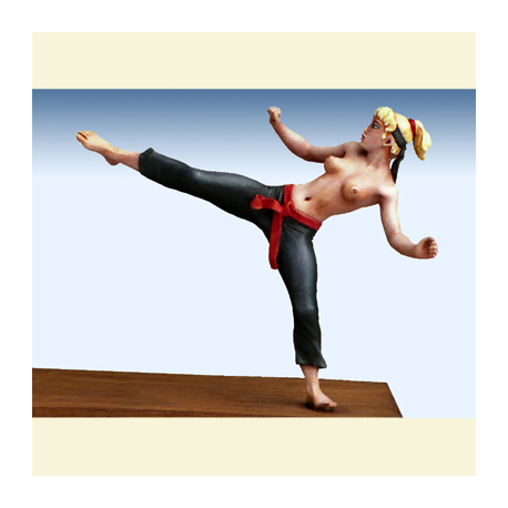 Karate kate