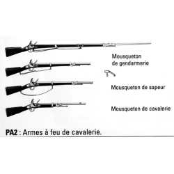 Armes à feu de cavalerie