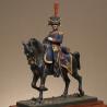 Lieutenant de l'artillerie à cheval de la garde