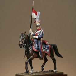 Chevau-léger polonais de la garde 1810