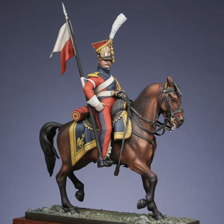 Lancier rouge de la Garde 1813