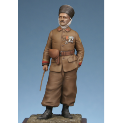 Maréchal des logis de spahis algériens 1918