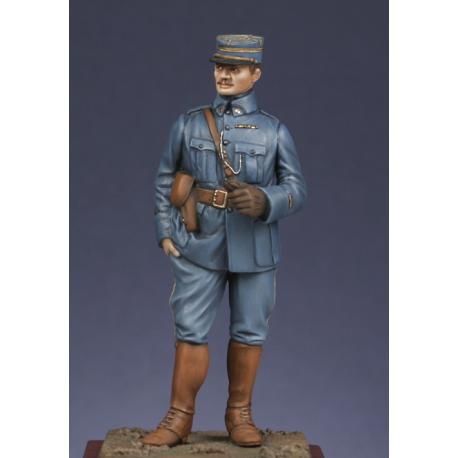 Officier d'infanterie français 1915