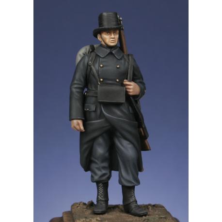 Carabinier belge 1914