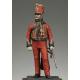 Officier du 2ème rgt. de chasseurs - jeune garde
