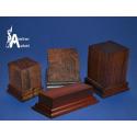 Atelier Maket Socles en bois