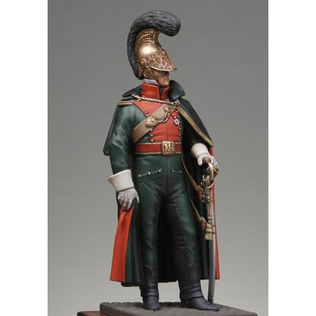 Officier des chevau-legers lanciers 1812
