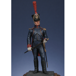 Officier d'artillerie 1809