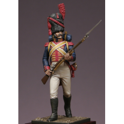 Grenadier de la garde du royaume de Naples 1814
