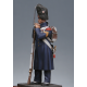 Grenadier à pied de la garde en manteau