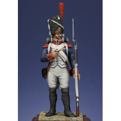 Grenadier en bonnet 1805