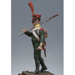 Carabinier du bataillon irlandais 1807