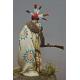 Teton Lakota Sioux Warrior 1830