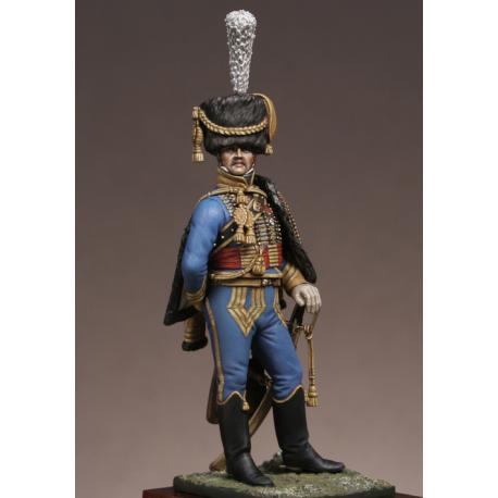 Aide de camp du Maréchal Bernadotte 1809