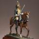 Officier du 19ème régiment de dragons 1809