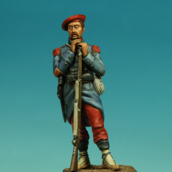 Grenadier de la Legion en Espagne 1835