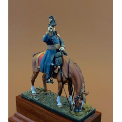 Général de Brigade en redingote