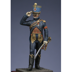 Capitaine Dreux - Nancré Adc. de Général de Division