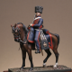 Canonnier de l'artillerie à cheval de la garde