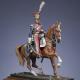 Officier supérieur de chevau - légers polonais de la Garde 1810