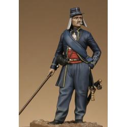 Sous-lieutenant des chasseurs d'Orléans 1845