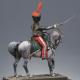 Chef d'escadron des chasseurs à cheval 1809
