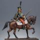 Hussard du 7ème rgt.1809