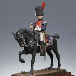 Officier de carabiniers 1804 -1810
