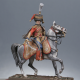 Colonel de hussards 6ème rgt. 1809