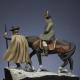 Bonaparte franchissant les Alpes le 20 mai 1800