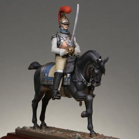 Officier du 1er rgt. de carabiniers 1812