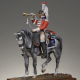 Trompette du 1er rgt. de cuirassiers 1809