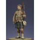 fantassin écossais - Gordon highlanders 1914