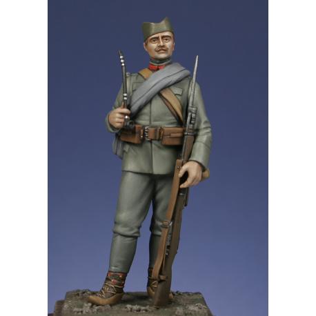 Fantassin serbe 1915