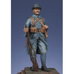 Infanterie de ligne - France 1915