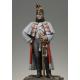 Dragon de la Garde Impériale en manteau 1813
