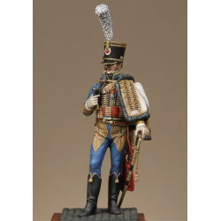 Officier du 5ème Rgt. de hussards