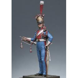 Trompette de chevau - legers polonais de la Garde 1810